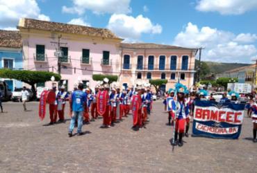 Fanfarras escolares participam das comemorações pela Independência da Bahia