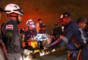 Duas vítimas de acidente próximo a shopping permanecem internadas | Adilton Venegeroles | Ag. A TARDE