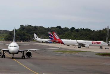 Pista principal do aeroporto de Salvador é reaberta | Joá Souza | Ag. A TARDE