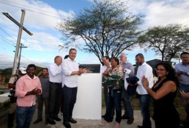 Amargosa comemora 128 anos de emancipação com inauguração de obras