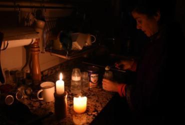 Apagão deixa todo o território da Argentina e do Uruguai sem luz   Miguel Rojo l AFP