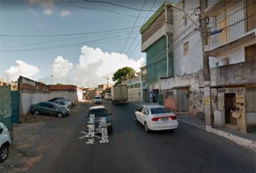 Atropelamento deixa duas pessoas feridas na Mata Escura   Reprodução   Google Maps
