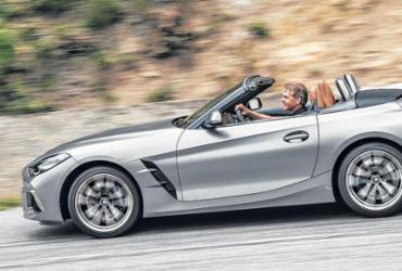 BMW Z4 está de volta   Daniel Kraus   Divulgação