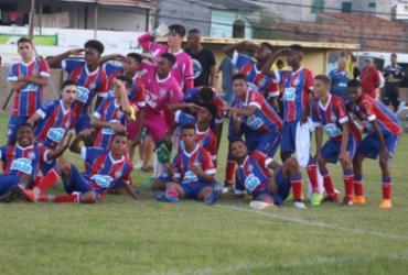 Equipe sub-15 do Bahia vence Bahia de Feira e conquista tricampeonato | André Costa Gobilla | EC Bahia