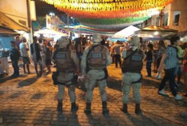 Feriado do São João termina sem registro de homicídios na Bahia | Divulgação | SSP
