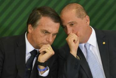 Bolsonaro tira articulação política de Onyx e leva para Secretaria de Governo | Marcelo Camargo l Agência Brasil l 7.1.2019