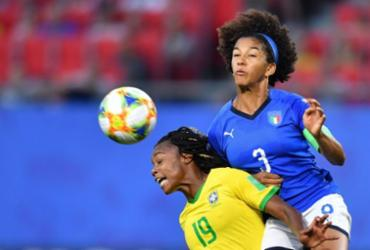 Veja imagens de Itália x Brasil pela Copa do Mundo |