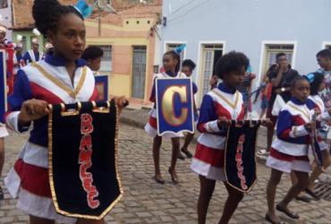 Fanfarras escolares participam do Desfile Cívico de Cachoeira