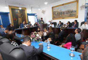 Cachoeira é sede do governo baiano neste 25 de junho