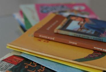 Campanha espalhará livros por Salvador durante mês de julho | Adilton Venegeroles | Ag. A TARDE