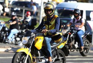 Mototaxistas tem até dia 26 de junho para realizar credenciamento | Joá Souza | Ag. A TARDE