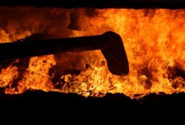 Drogas avaliadas em R$ 50 milhões são incineradas em ação policial | Alberto Maraux | SSP-BA