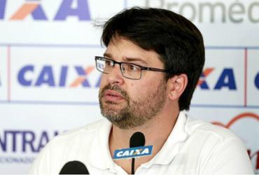 Bellintani fala sobre a busca por reforços para a temporada | Felipe Oliveira | EC Bahia