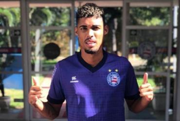 Bahia anuncia contratação de atleta do Olímpia para o sub-23 | Felipe Oliveira | EC Bahia
