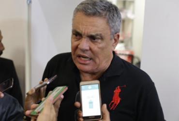 Árbitro de Vitória e Jacuipense relata ofensas e ameaças de Paulo Carneiro | Uendel Galter | Ag. A TARDE