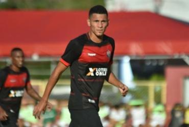 Acertado com o Athletico, Léo Gomes fica no Vitória até fim do ano | Divulgação | EC Vitória