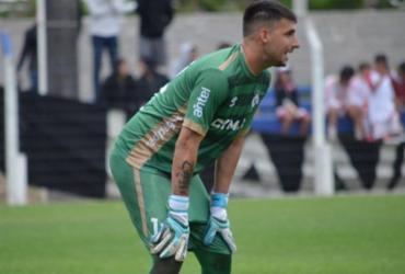 Vitória acerta contratação de goleiro uruguaio para a Série B | Reprodução