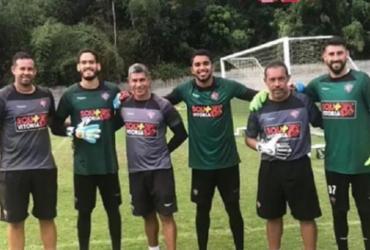 Com novo goleiro, Vitória treina em dois turnos na Toca do Leão | Divulgação | EC Vitória