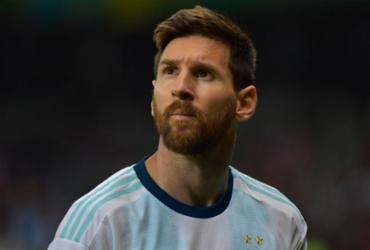 Messi ressalta necessidade de bater o Catar: 'Seria loucura não se classificar'   Luis Acosta   AFP