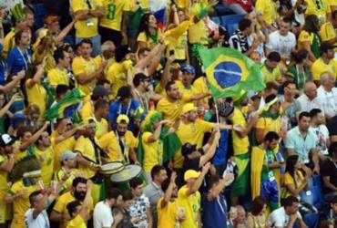 Jogo entre Brasil e Venezuela deve ser o primeiro com estádio lotado | AFP