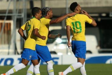 Brasil bate Japão nos pênaltis e conquista torneio amistoso na França pela 9ª vez | Fernando Torres | CBF
