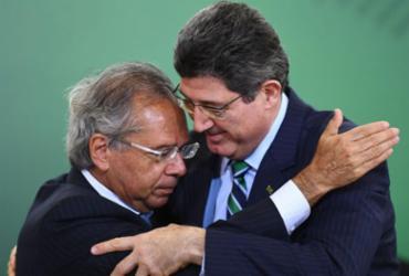 Gestão de Levy no BNDES foi marcada por atritos com governo e com funcionários | Evaristo Sa l AFP