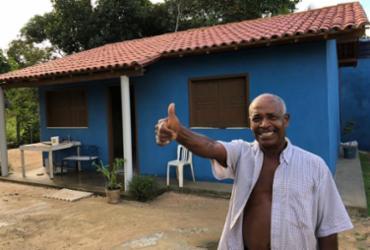 Comunidade quilombola de Araçás recebe unidades habitacionais