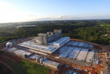 Hospital Metropolitano deve ser inaugurado em dezembro | Divulgação | Sesab