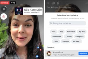 Instagram libera função 'música' para stories no Brasil | Divulgação
