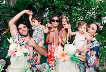 Ivete Sangalo cancela show após problema de saúde da filha | Reprodução | Instagram