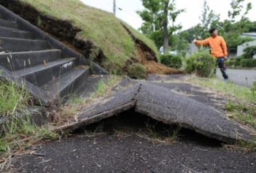Terremoto de magnitude 6,7 atinge o norte do Japão e deixa 28 feridos |
