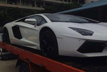 Lamborghini de Eike e lancha de Cabral vão a leilão | Divulgação l Polícia Federal