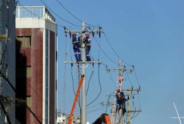 Coelba reforça manutenção da rede elétrica para o São João | Adilton Venegeroles | Ag. A TARDE