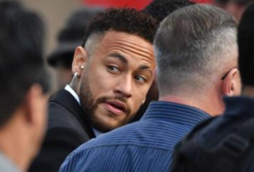 Neymar depõe e nega crime de estupro contra modelo | Ari Ferreira l AFP