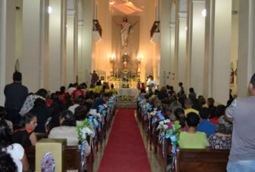 Barreiras homenageia padroeiro São João Batista com a novena | Adrianne Silva l Pascom Catedral