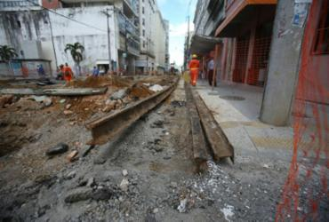 Diagnóstico revela mais de 2 mil obras públicas paralisadas no Brasil | Raul Spinassé | Ag. A TARDE