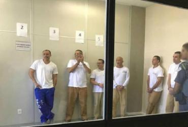Nardoni, Cravinhos, Lindenberg, Mizael e Rugai participam de audiência conjunta | Arquivo Pessoal