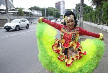 Tradição e resistência: dançarinas de quadrilhas juninas mantêm a cultura viva | Uendel Galter | Ag. A TARDE