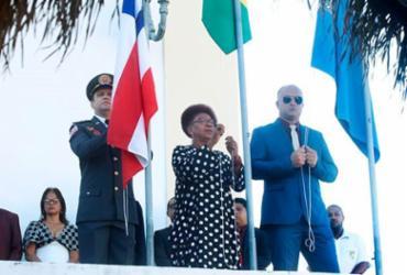 Cerimônia transfere sede do governo para Cachoeira | Carol Garcia | GOVBA