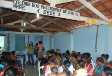 Pescadores denunciam indústrias por contaminação no Porto de Aratu | MP-BA | Divulgação