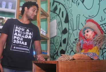 Projeto reúne homens para debater machismo em Salvador | Felipe Iruatã | Ag. A TARDE