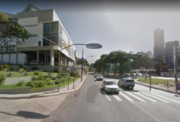 Obras de requalificação alteram tráfego na avenida Oceânica | Reprodução | Google Street View