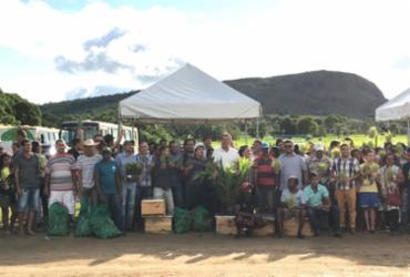 Trabalhadores rurais comemoram iniciativas para o desenvolvimento da Agricultura Familiar