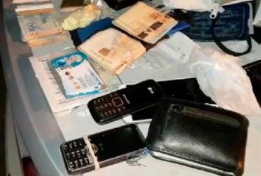 Grupo é preso com ingressos falsos de festa junina no interior da Bahia | Divulgação | PRF