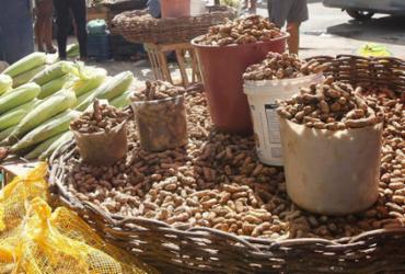 Mercados municipais vendem produtos do São João a baixo custo | Margarida Neide | Ag. A TARDE