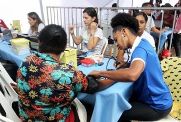 São Miguel das Matas recebe Feira Cidadã com oferta de serviços de saúde