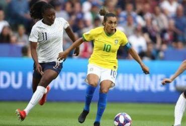 Brasil perde para França e se despede da Copa do Mundo feminina de futebol | Divulgação | CBF