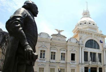 Portugal homenageia o fundador de Salvador | Joá Souza | Ag. A TARDE