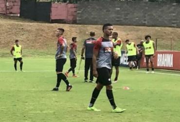 Vitória mantém rotina de treinos para melhorar desempenho | Divulgação | EC Vitória
