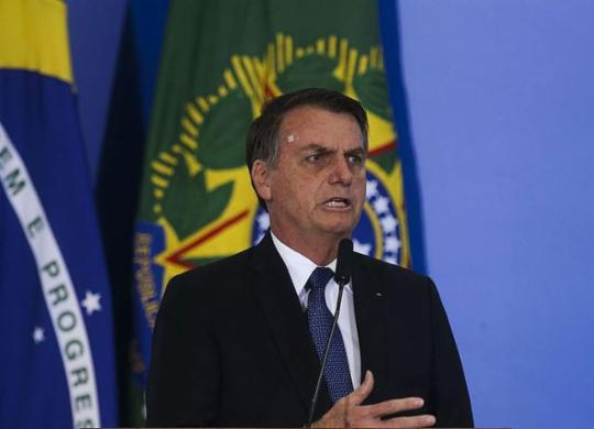 Bolsonaro revoga decreto de armas e publica novas regras   Antonio Cruz l Agência Brasil